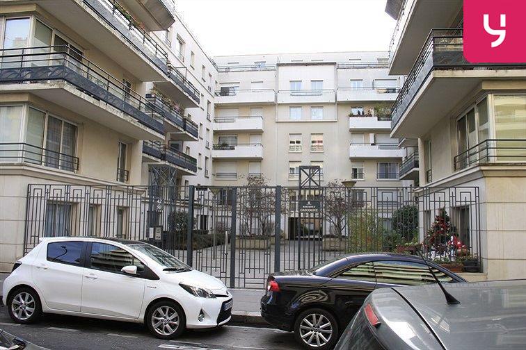 Parking Commerce - Felix Faure location