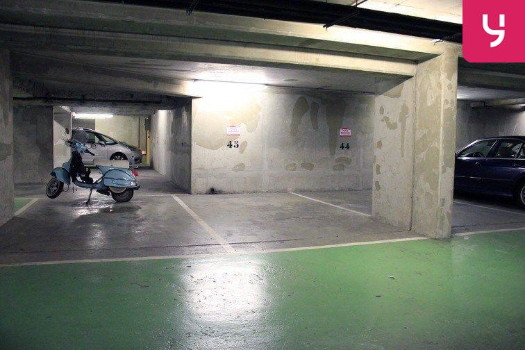 Parking Commerce - Felix Faure 75015