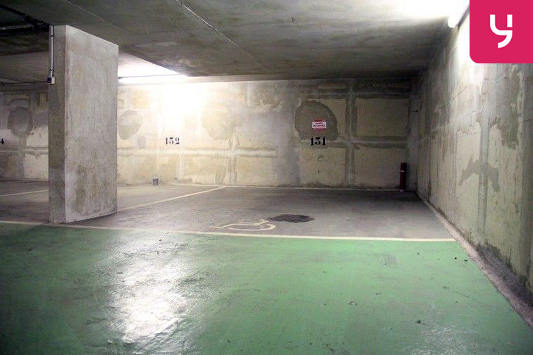 Parking Commerce - Felix Faure garage