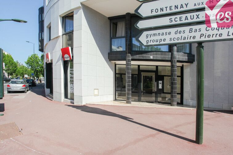 Parking Centre-ville - Bourg-La-Reine 24/24 7/7