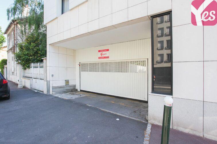 Parking Centre-ville - Bourg-La-Reine 10 rue de Fontenay