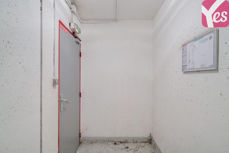 Parking ENS Cachan souterrain