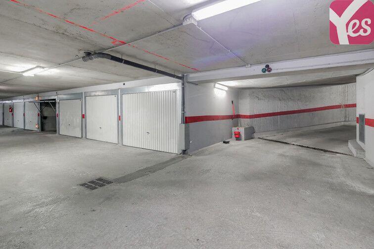 Parking ENS Cachan garage