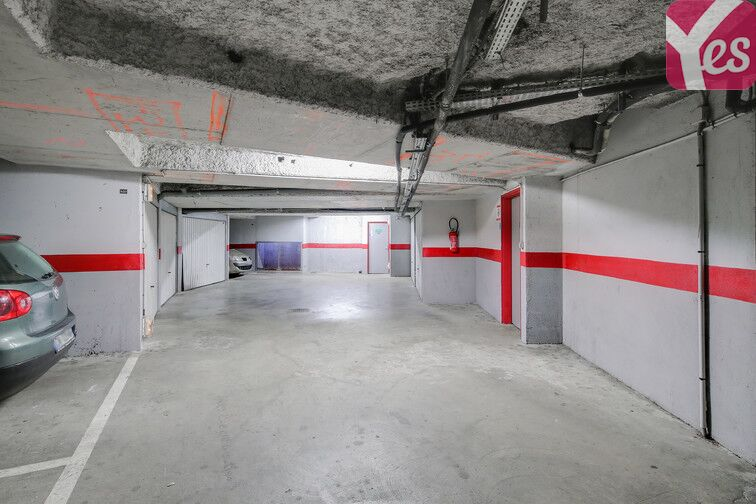 Parking ENS Cachan en location