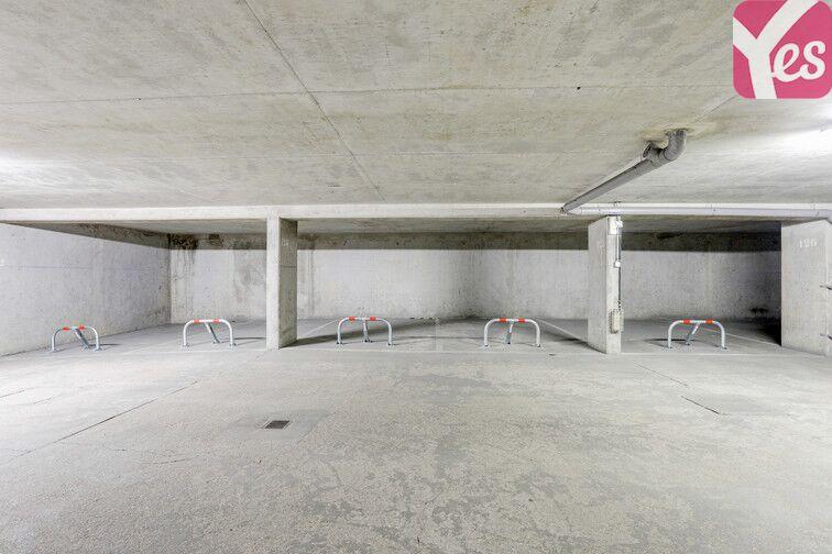 Parking Centre-ville - Clamart 10 rue Saint-Christophe