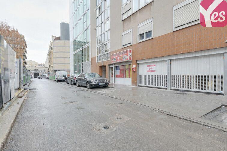 Parking Entrée de ville - Clichy 92110