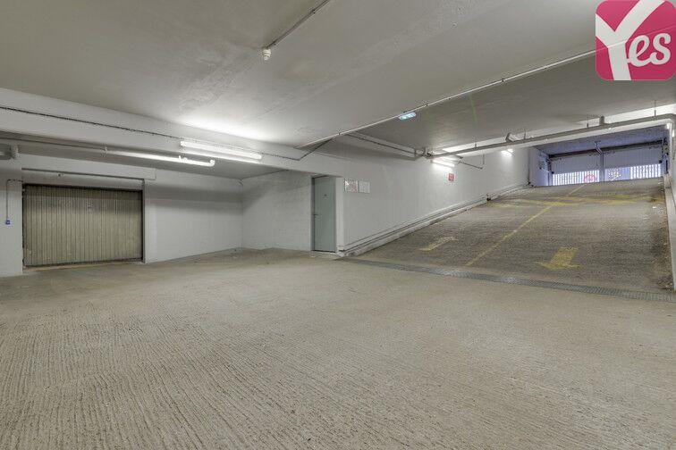 Parking Entrée de ville - Clichy location mensuelle