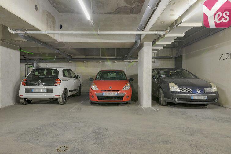 Parking Entrée de ville - Clichy avis