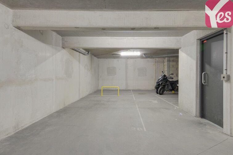 Parking Entrée de ville - Clichy box