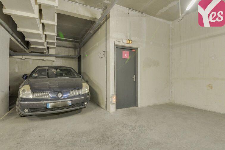 Parking Entrée de ville - Clichy caméra