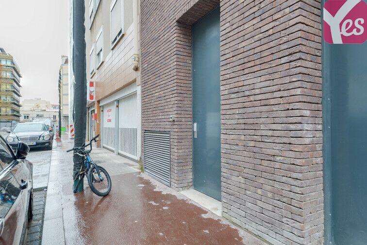 Parking Entrée de ville - Clichy en location