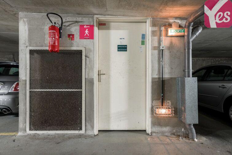 Parking Centre-ville - Rue Palloy - Clichy garage