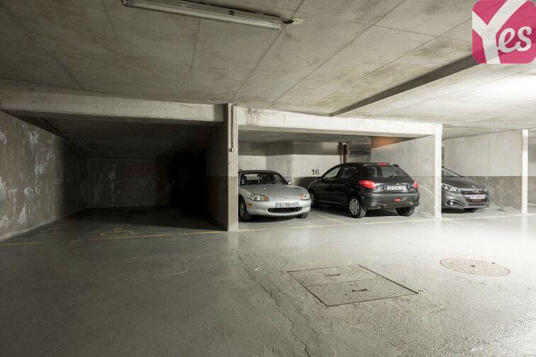 Parking Centre-ville - Rue Palloy - Clichy à louer
