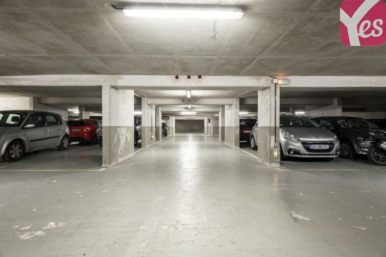 Parking Centre-ville - Rue Palloy - Clichy garage