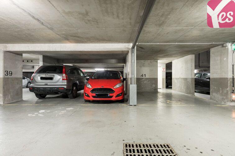 Parking Centre-ville - Rue Palloy - Clichy Clichy