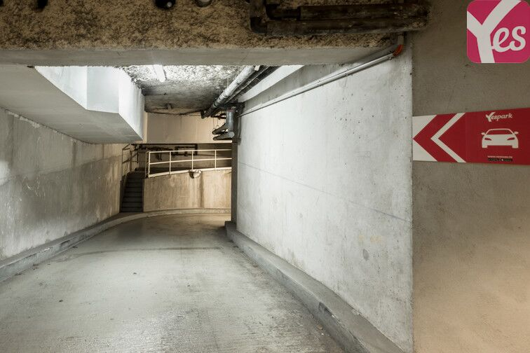 Parking Centre-ville - Rue Palloy - Clichy caméra