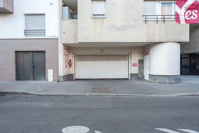 Parking Centre-ville - Rue Palloy - Clichy location mensuelle