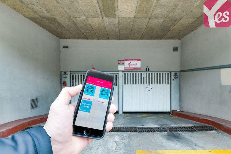 Parking Centre-ville - Mairie de Clichy box