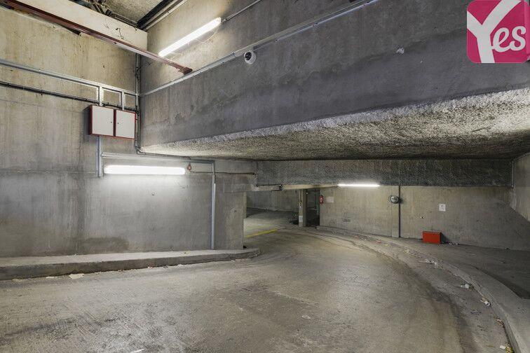 Parking Centre-ville - Mairie de Clichy location