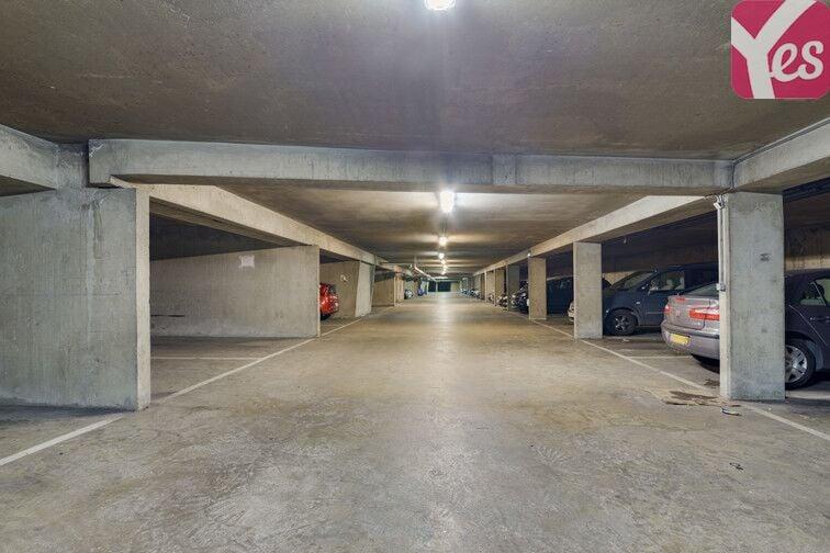 Parking Centre-ville - Mairie de Clichy souterrain