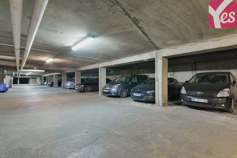 Parking Centre-ville - Mairie de Clichy à louer