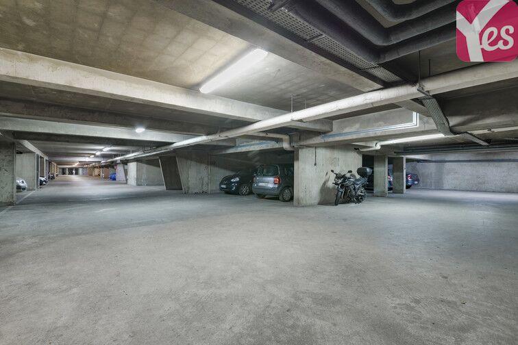 Parking Centre-ville - Mairie de Clichy 92110