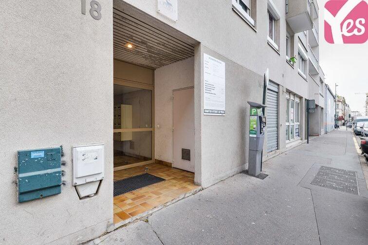 Parking Centre-ville - Mairie de Clichy sécurisé