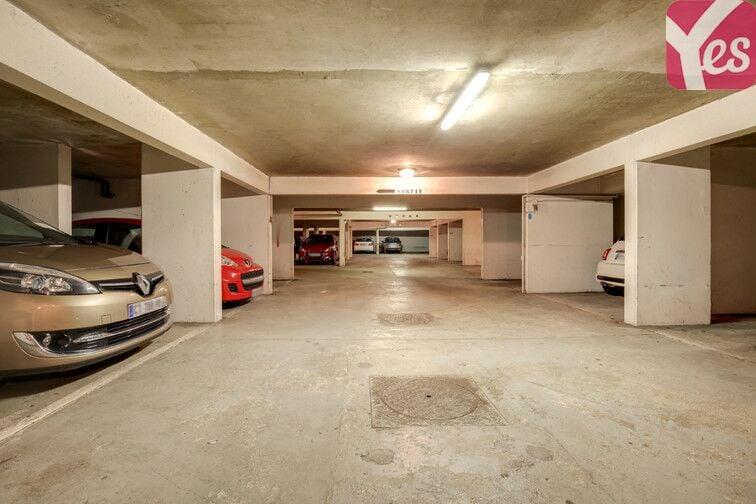 Parking Gambetta - Mairie - Courbevoie gardien