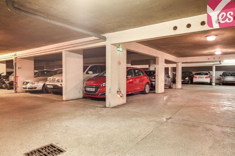 Parking Gambetta - Mairie - Courbevoie sécurisé