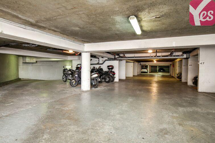 Parking Gambetta - Mairie - Courbevoie 24/24 7/7