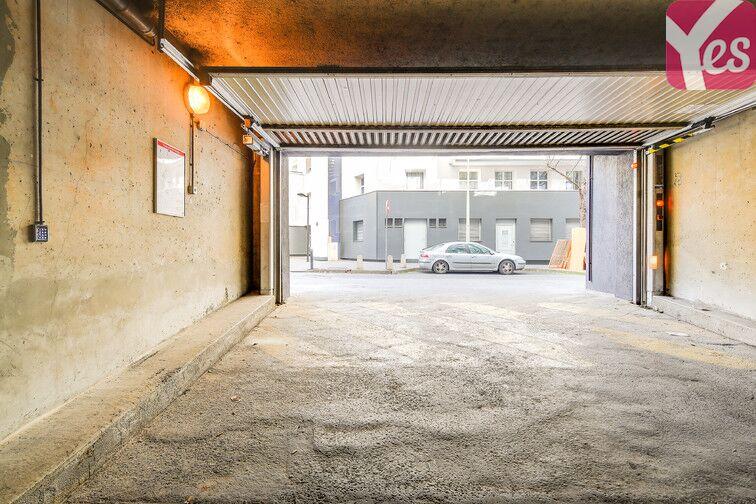Parking Gambetta - rue Arletty - Courbevoie souterrain