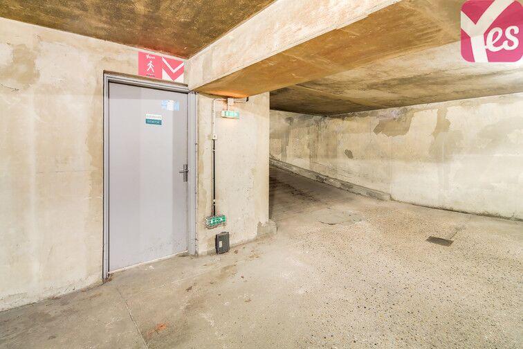 Parking Gambetta - rue Arletty - Courbevoie garage