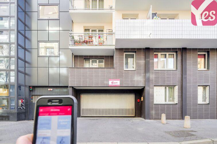 location parking Gambetta - rue Arletty - Courbevoie
