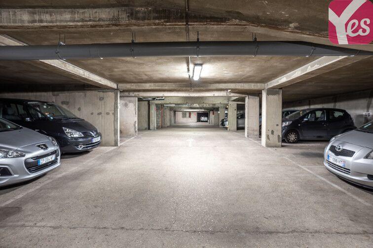 Parking Bécon - Courbevoie 24/24 7/7