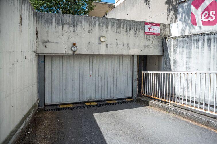 Parking Bécon - Courbevoie 8 rue Chanzy