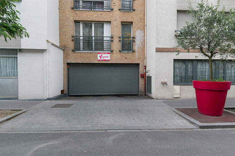 Parking Clichy - Hôpital Goüin 20 rue Klock