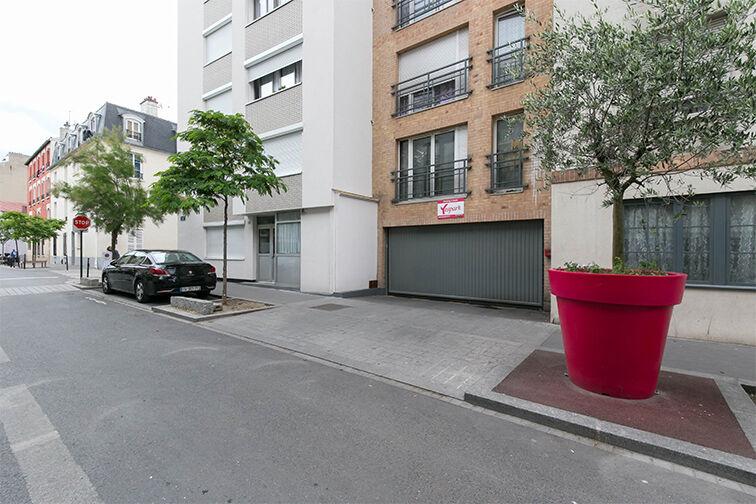 Parking Clichy - Hôpital Goüin Clichy