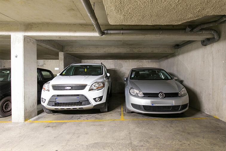Parking Clichy - Hôpital Goüin garage