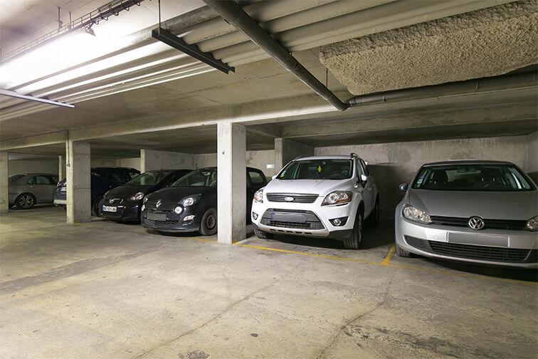 Parking Clichy - Hôpital Goüin sécurisé