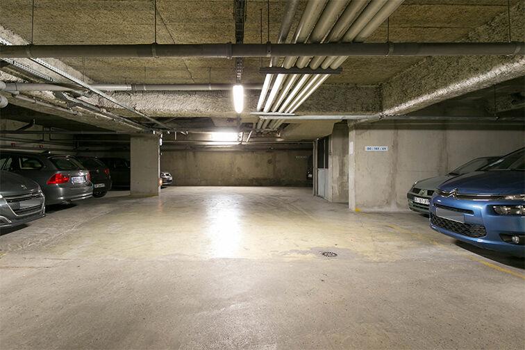 Parking Clichy - Hôpital Goüin box