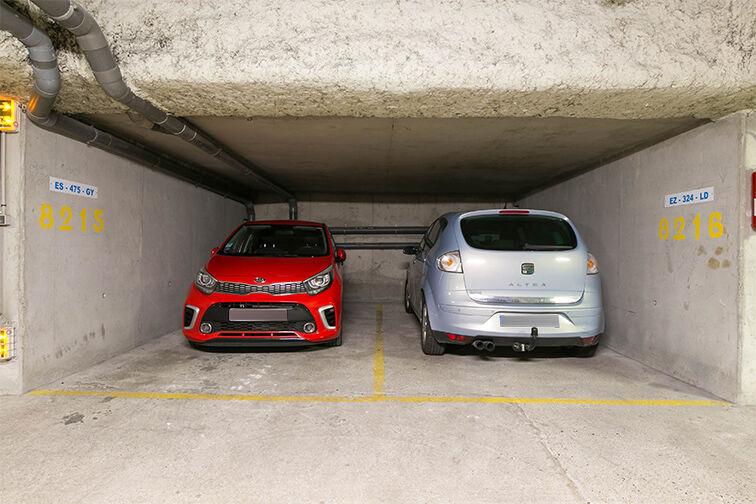 Parking Clichy - Hôpital Goüin avis