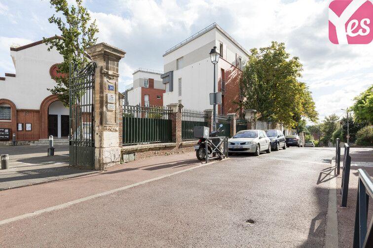 Parking Ormeaux - Renards - Fontenay-aux-Roses 92260