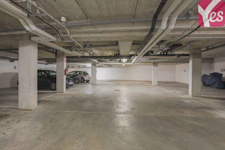 Parking Ormeaux - Renards - Fontenay-aux-Roses garage