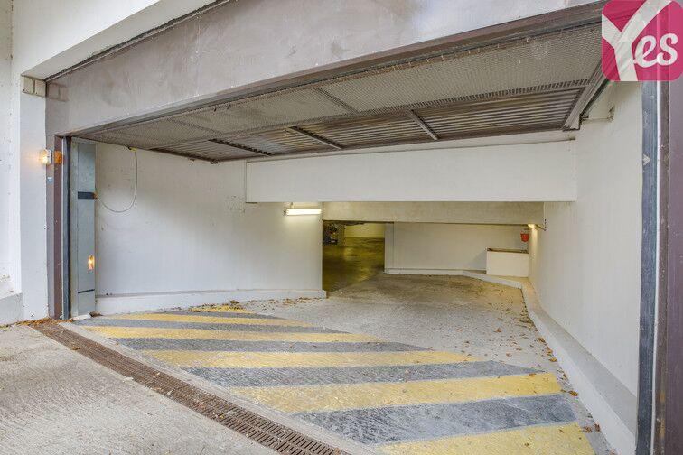 Parking Ormeaux - Renards - Fontenay-aux-Roses gardien