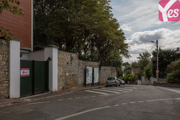 Parking Ormeaux - Renards - Fontenay-aux-Roses pas cher
