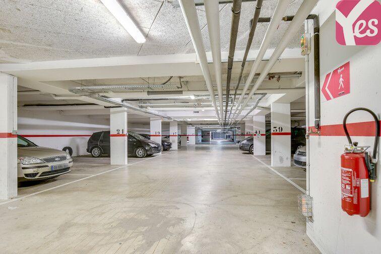 Parking Fresnes - Rue Maurice Tenine souterrain