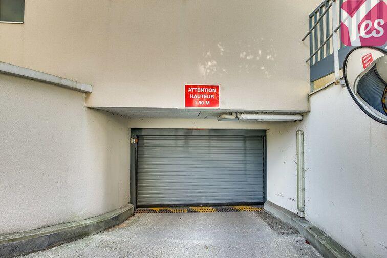 Parking Fresnes - Rue Maurice Tenine location mensuelle