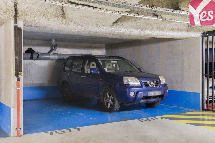 Parking Les Epinettes - Le Fort - Issy-les-Moulineaux 92130