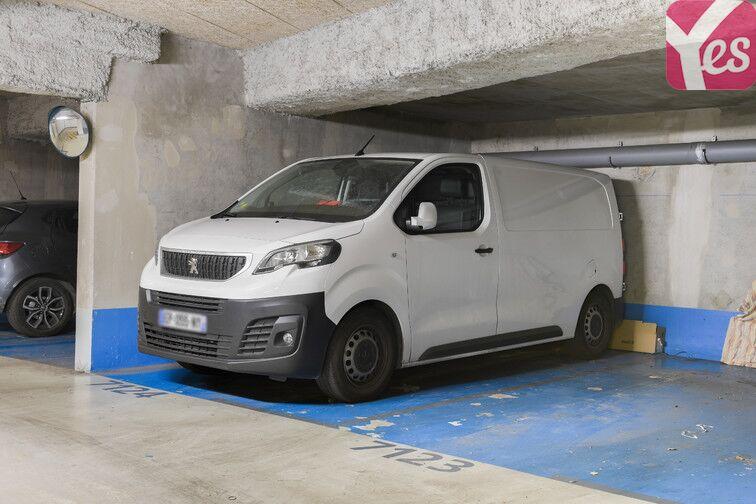 Parking Les Epinettes - Le Fort - Issy-les-Moulineaux location