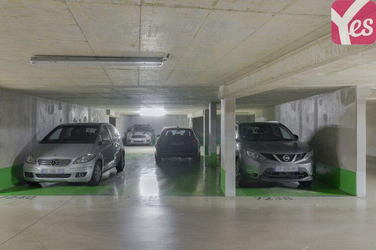 Parking Les Epinettes - Le Fort - Issy-les-Moulineaux 24/24 7/7
